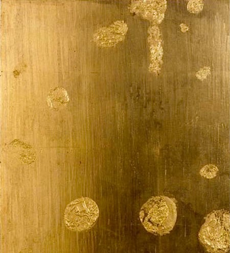 Monogold Untitled, 1959