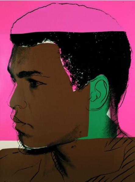 Warhol's G.O.A.T.
