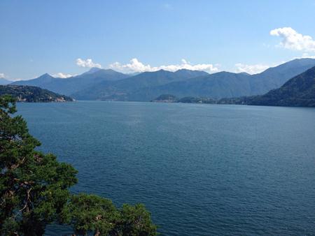 <b>On Lake Como:</b> Villa Balbianello