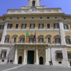 <b>In Rome:</b> Palazzo di Montecitorio