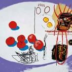 Andy Warhol + Jean-Michel Basquiat