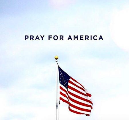 #Pray For America