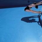 Guy Bourdin's Blue Pool