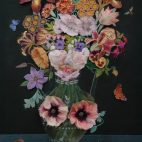 Flora Embroideries