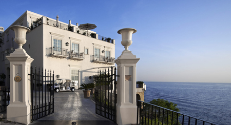 J.K. Place <em>in Capri</em>