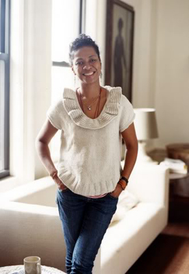 At Home with Lili Diallo