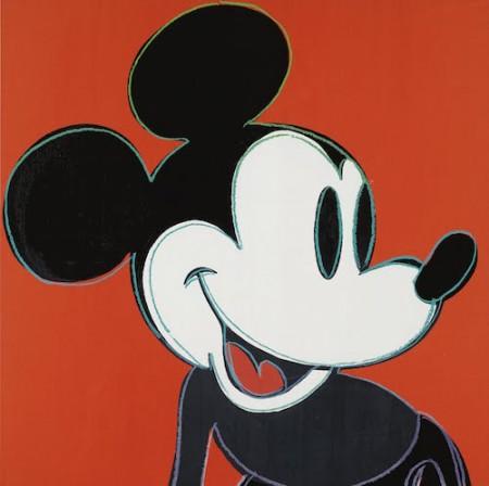 I ❤ Mickey Mouse