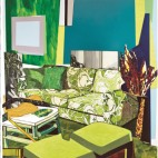 Interiors by Mickalene Thomas