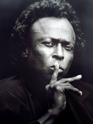 Miles Was Just Cool