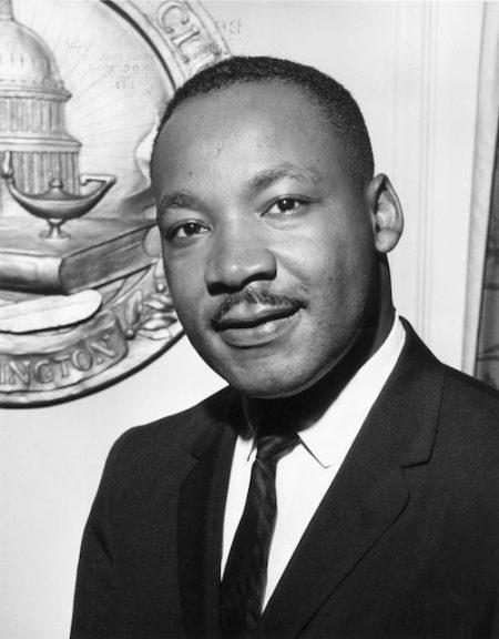 Dr. King's Speech