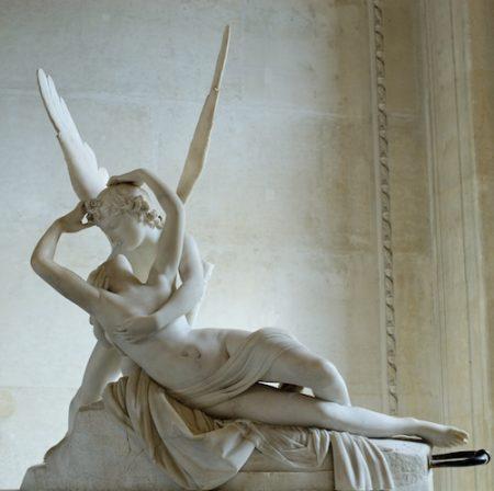 Cupid + Psyche