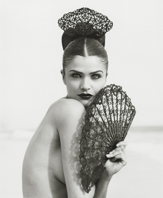Herb Ritts in Bare Skin