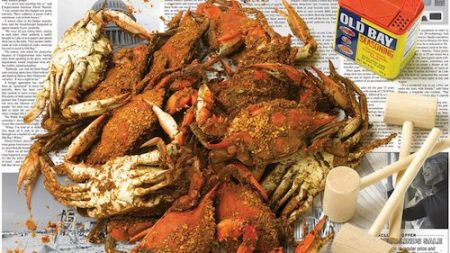 Eat the Season: Blue Crabs