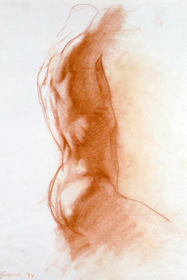 Sanguine Drawings